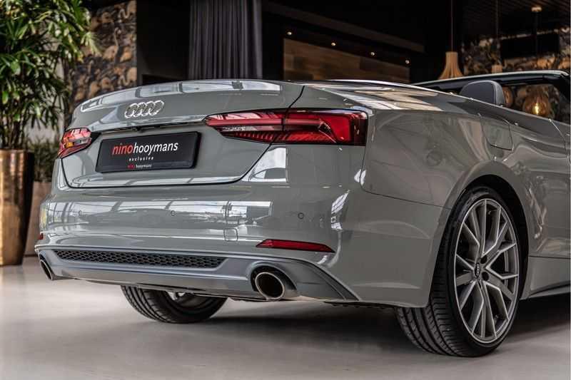 Audi A5 Cabriolet 45 TFSI Sport | S Line | Tour | Sportstoelen | Matrix Led afbeelding 8