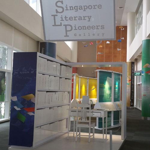 Singapore Literary Pioneers