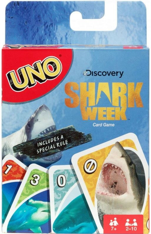 Shark Week Uno