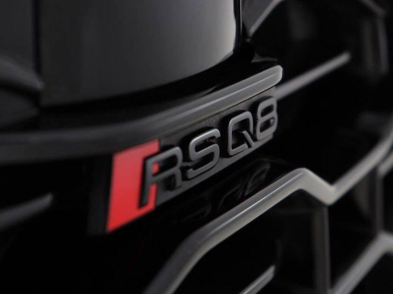 Audi RSQ8 4.0 TFSI 600 pk RS Q8 quattro | Pano.Dak | Carbon | Trekhaak | Keyless-Entry | 360Camera | B&O Sound | Alcantara | afbeelding 22