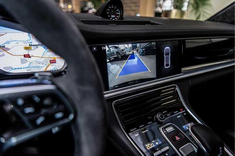Porsche Panamera GTS Sport Turismo 4.0 | BOSE | Panorama | Alcantara | Comforttoegang | PDLS | PASM afbeelding 21
