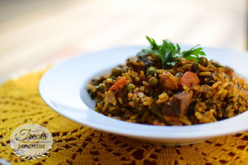 Djerbian Rice