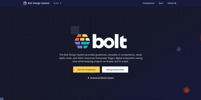 Bolt Design System