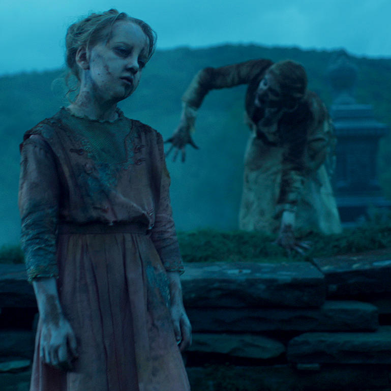 Кадр из фильма Джима Джармуша «Мертвые не умирают» (2019). Источник: universalpictures.ru