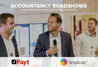 De Accountancy Roadshow over boekhoudapplicaties