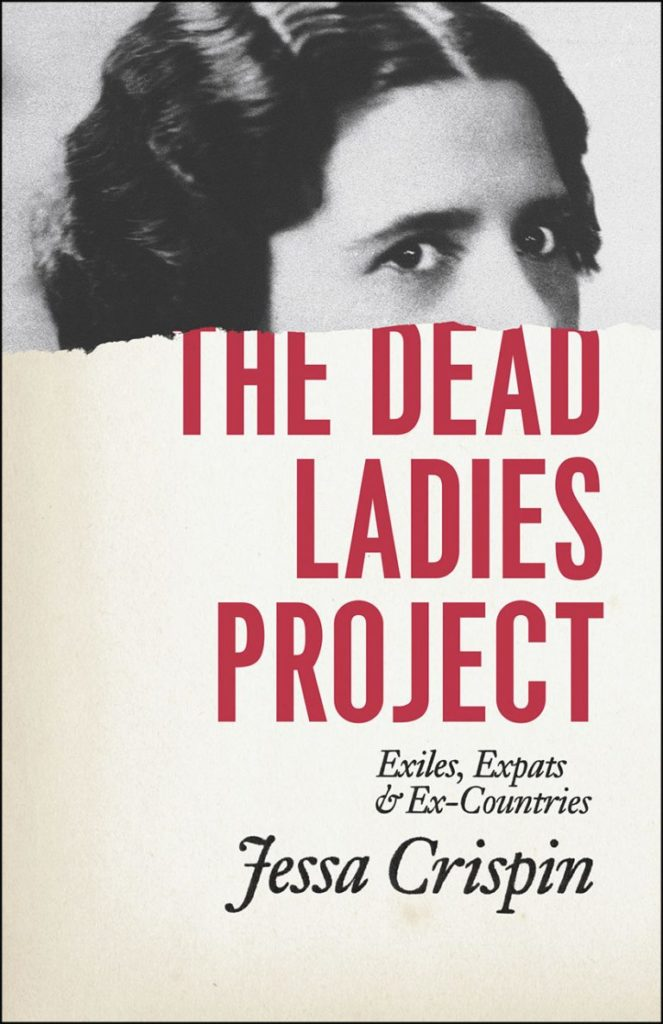 """""""The Dead Ladies Project"""" cover art"""