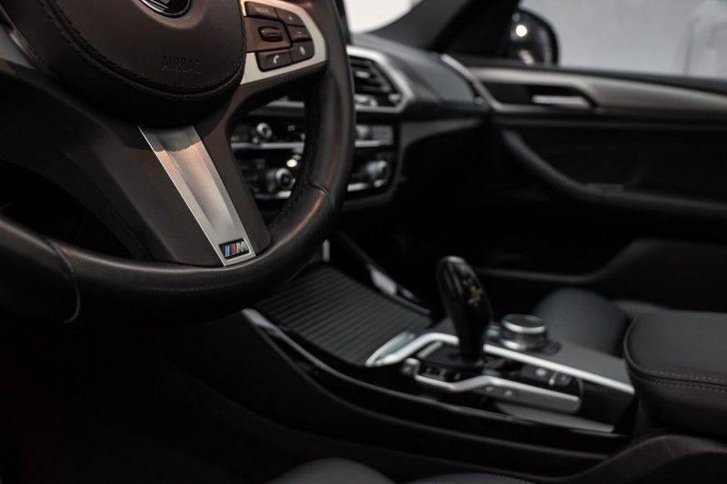 "BMW X3 M40i xDrive 360pk Panoramadak VirtualCockpit ShadowLine Sportleder Hifi AmbientLight 20"" Camera ParkAssist Pdc afbeelding 17"