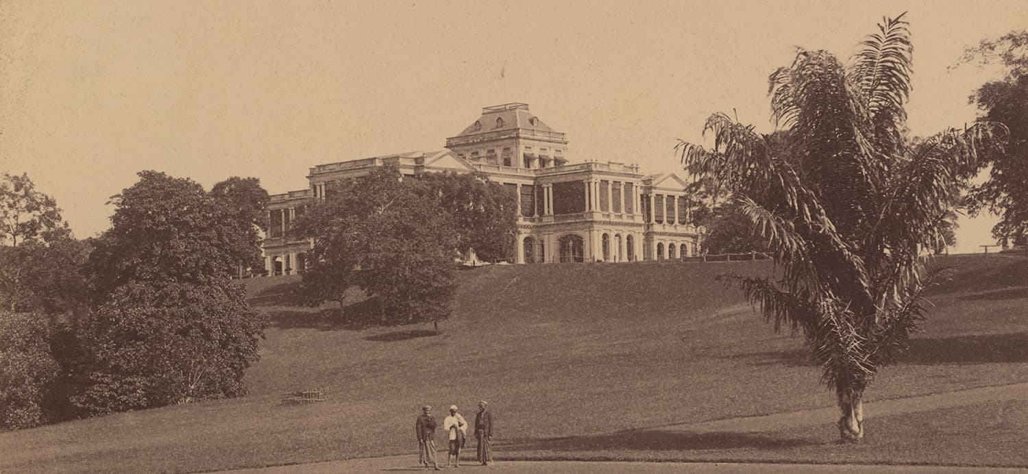 Government House, 1899