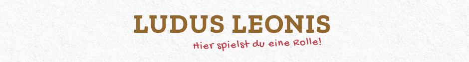 Wortmarken-Logo von Ludus Leonis