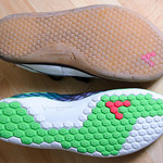 VivoBarefoot Evo Sole vs the VivoBarefoot Aqua Sole