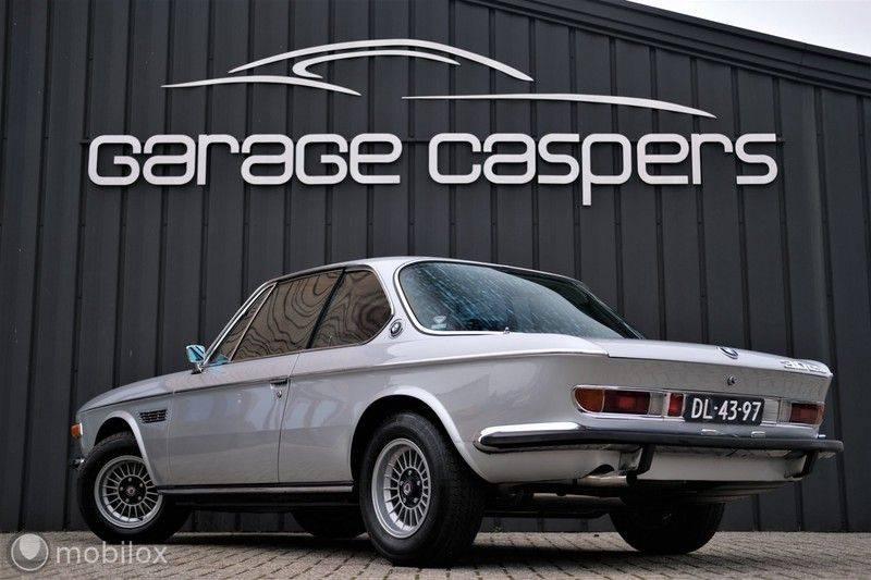 BMW 3.0 CSi coupé | Handgeschakeld | Gerestaureerd afbeelding 3