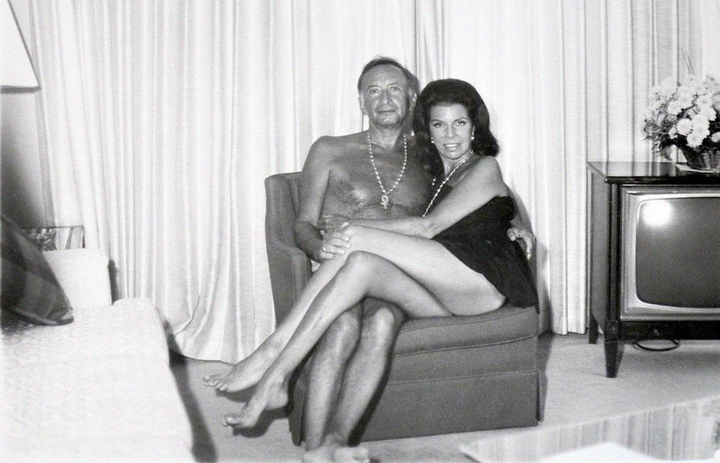 Ирвинг Мэнсфилд иЖаклин Сьюзанн в1969году. Фото: Diane Arbus
