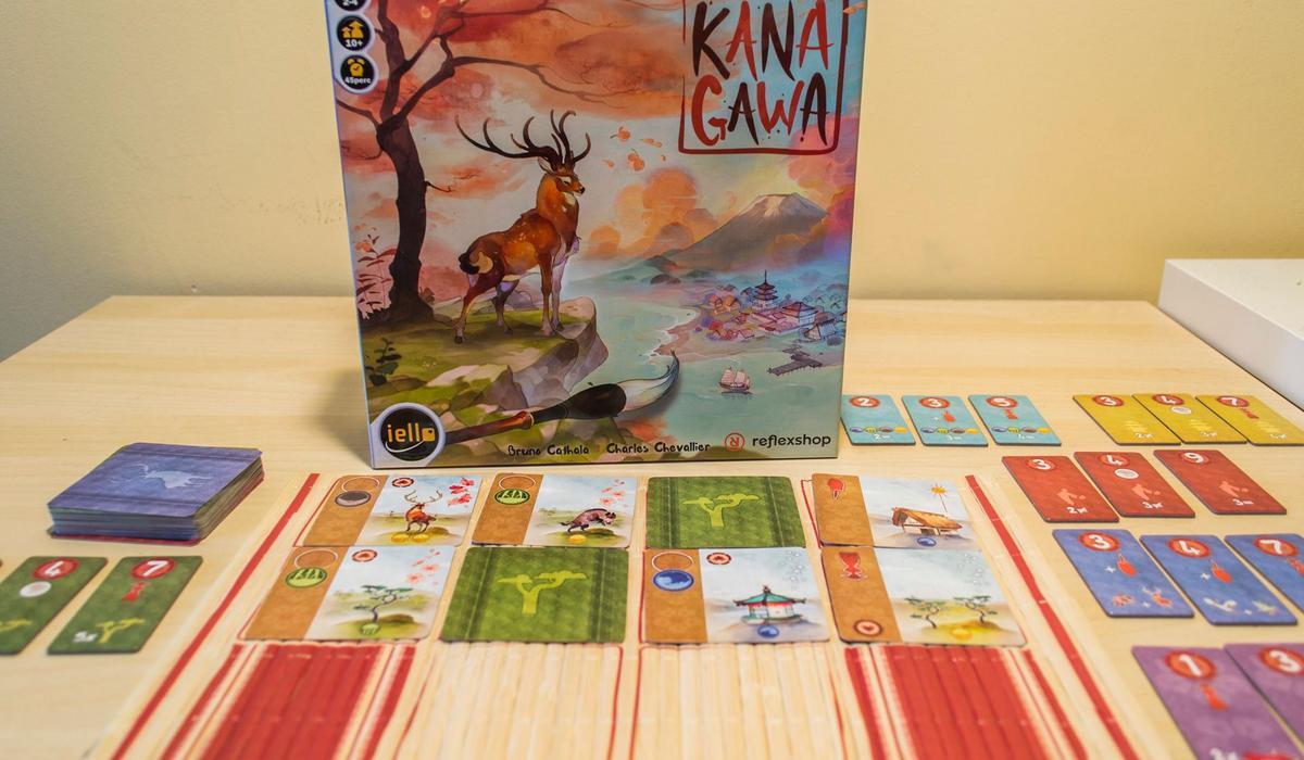 Hogyan játsszuk a Kanagawát?