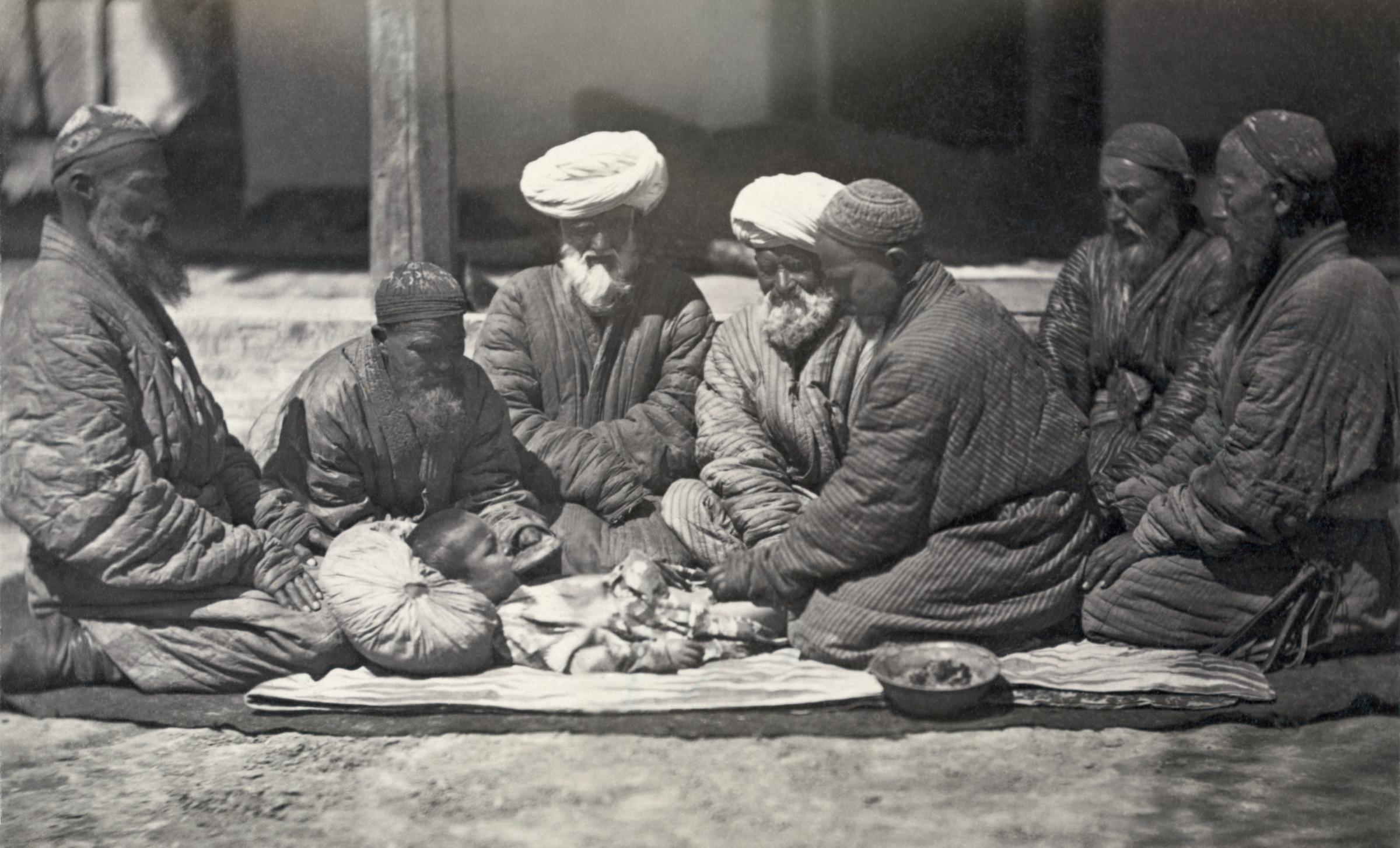 Circumcision in Central Asia