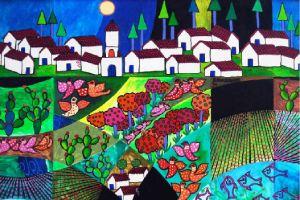 color y sentimiento imagen Arte 29