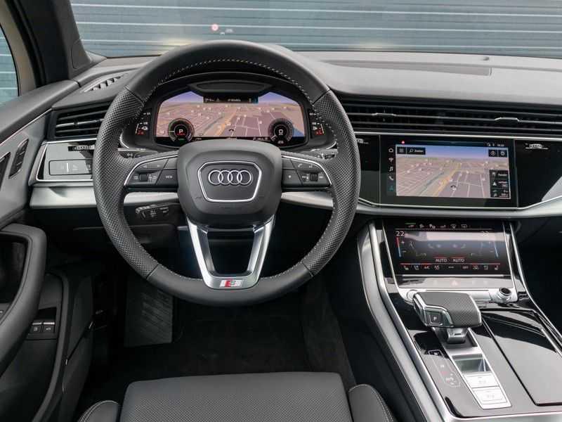 Audi Q7 60 TFSI e quattro Competition | Head Up Display | Assistentiepakket Tour/City | Pano.Dak | Stoelventilatie/Massage | S-Sportstoelen | Bose Premium Sound afbeelding 25