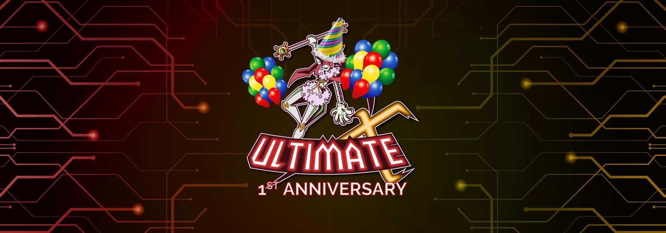 Ultimate X Indonesian Clan Tournament #1   YuGiOh! Duel Links Meta