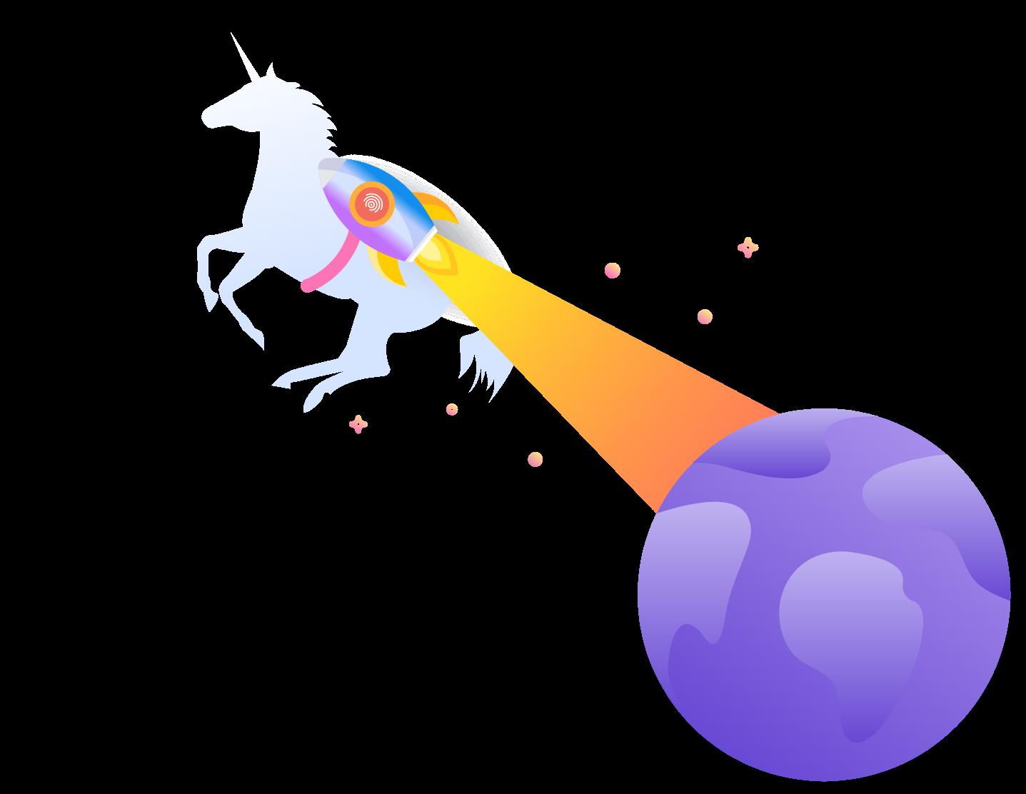 Rocket Unicorn