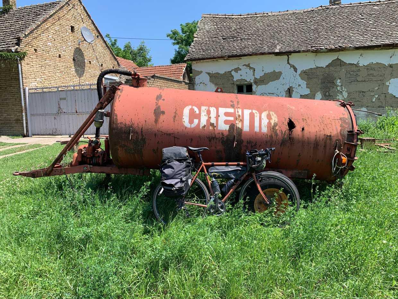 Bike-Karting in Serbia cover image