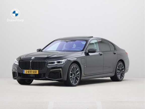 BMW 7 Serie 745e M Sport High Executive BEZICHTIGING OP AFSPRAAK