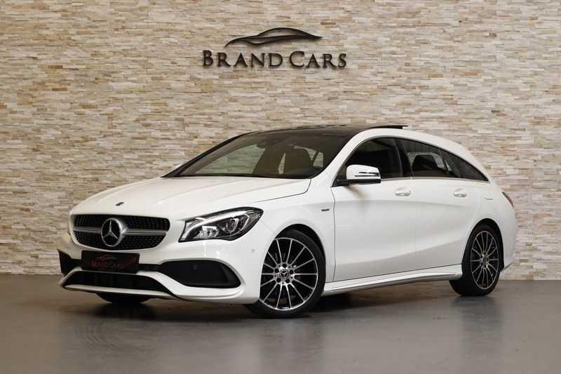 Mercedes-Benz CLA-Klasse Shooting Brake 180 PEAK Edition | Panoramadak | Achteruitrijcamera | AMG Pakket | Keyless | afbeelding 6