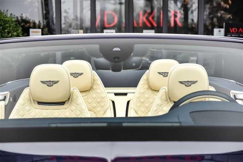 Bentley Continental GTC W12 CENTENARY+MULLINER+MASSAGE+HEADUP afbeelding 12