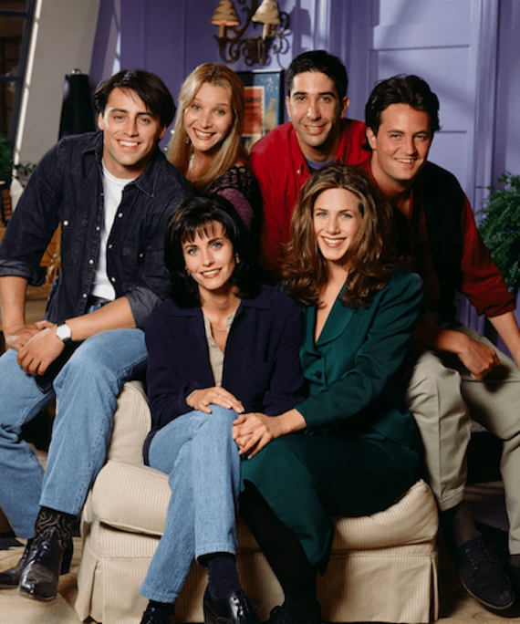 Test your knowledge about friends TV series with this trivia game