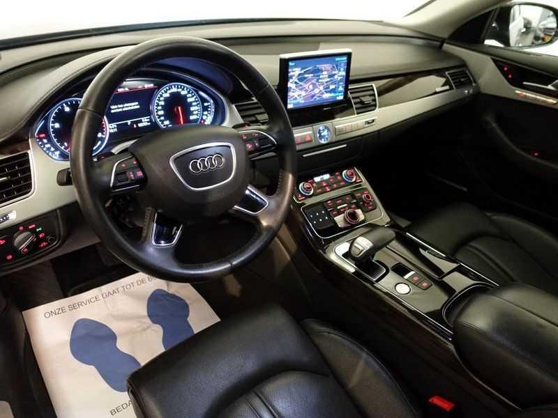 Audi A8 3.0 TDI Quattro Pro Line+ Exclusive 259pk Aut, Leer, Schuifdak, Bose, Led, Full afbeelding 7