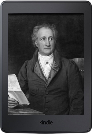 The ghost of Goethe