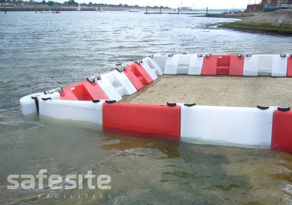 Flood defence barrier 500mm