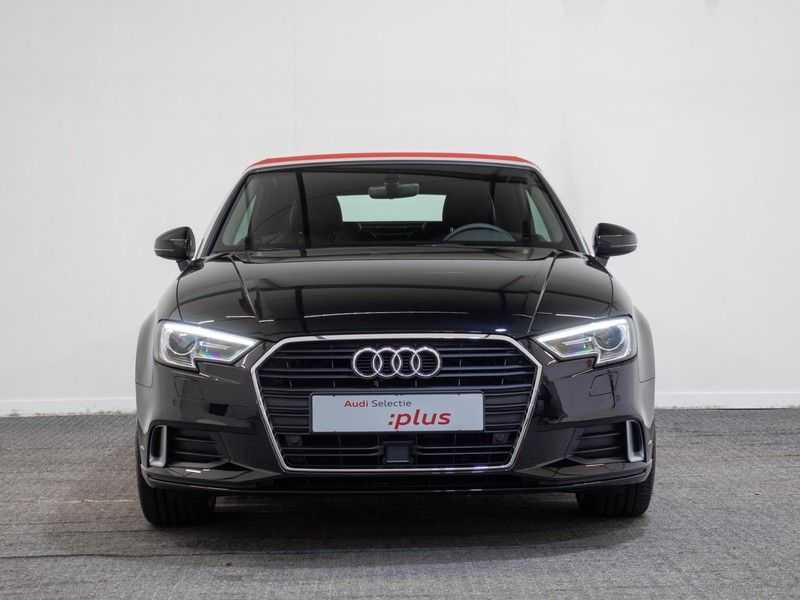 Audi A3 Cabriolet 35 TFSI CoD Sport | 150 pk | Automaat | Virtual Cockpit | Camera | Adaptieve Cruise | DAB | Leder Milano | Keyless-Entry | afbeelding 14