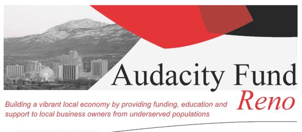 Audacity Fund Reno