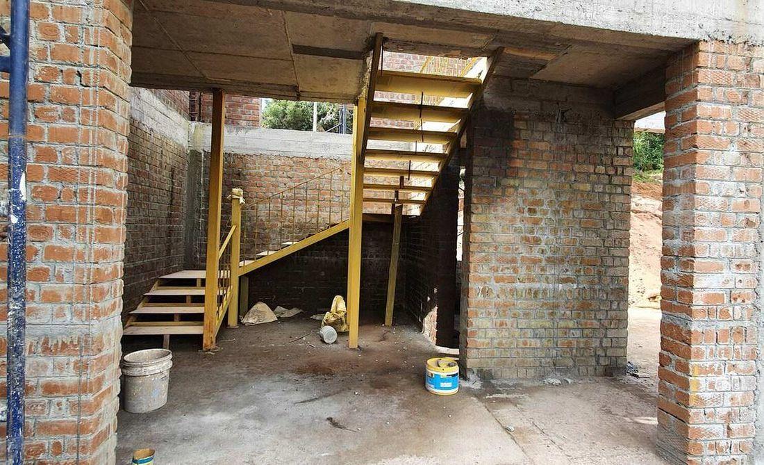 Mahika House Staircase