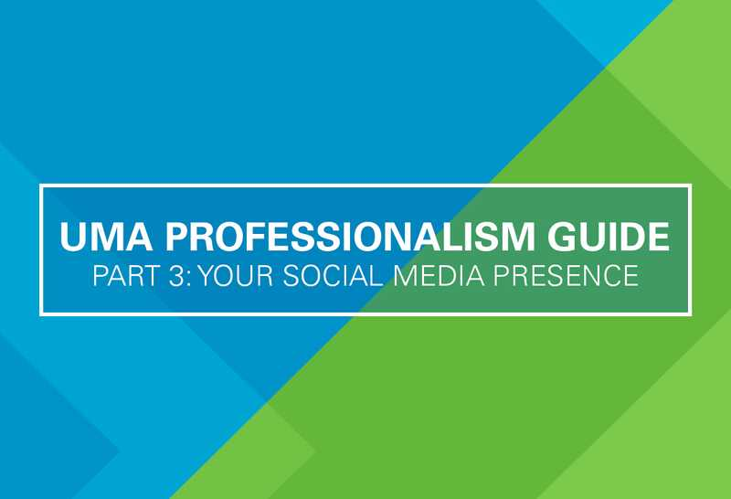 The Professionalism Guide Part 3: Social Media