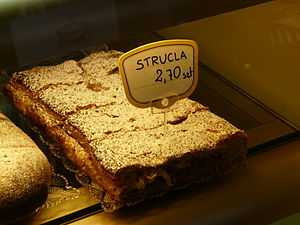 Strucla (cake)