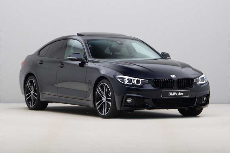 BMW 4 Serie Gran Coupé 420i High Exe Edition M Sport afbeelding 8