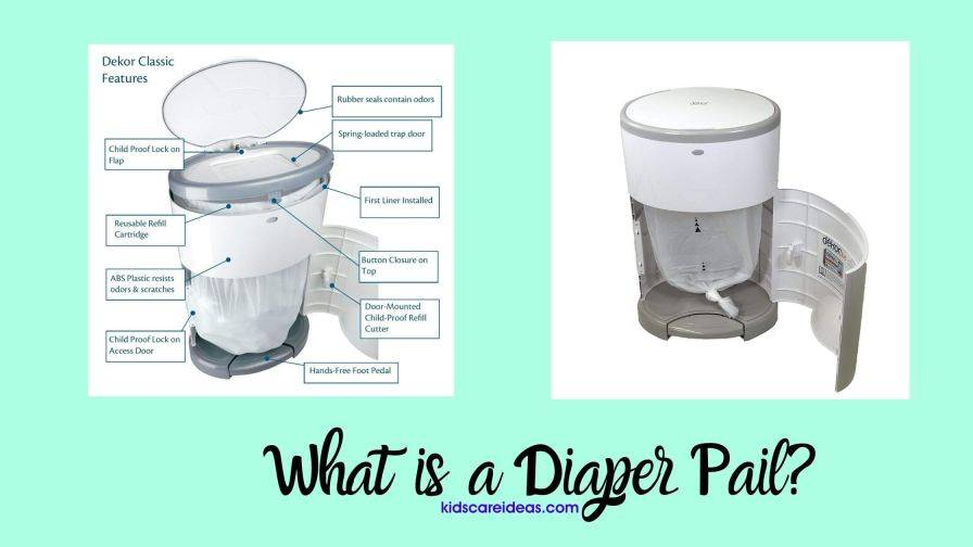 What are Diaper Pails? All You Need to Know About Pails-( ͡° ͜ʖ ͡°) - Featured image