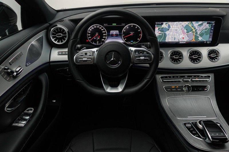 "Mercedes-Benz CLS-Klasse CLS450 AMG 367pk 4Matic Schuifdak Nightpakket Widescreen DistronicPlus Burmester SuperSportStuur Luchtvering Multibeam Keyless ComandOnline AmbientLight DAB Parktronic 20""AMG 360Camera Pdc 10/2018 afbeelding 3"