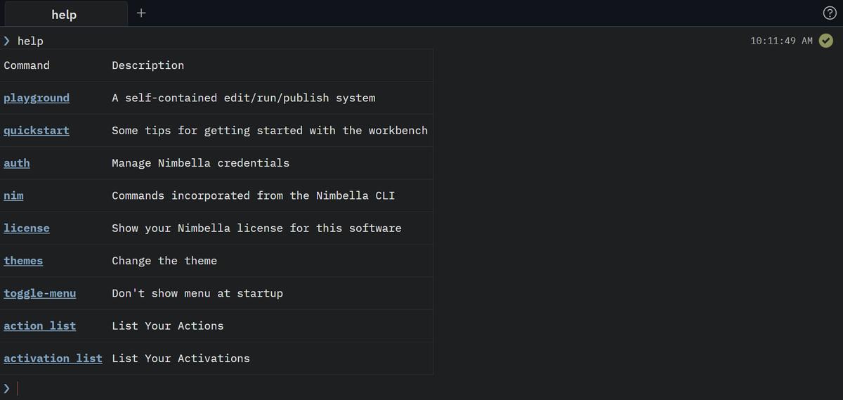 serverless functions UI