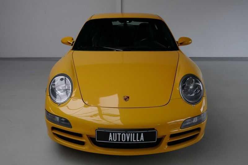 Porsche 911 3.8 Carrera S Handgeschakeld afbeelding 7