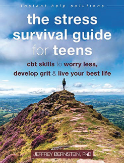 The stress survival guide for teens image