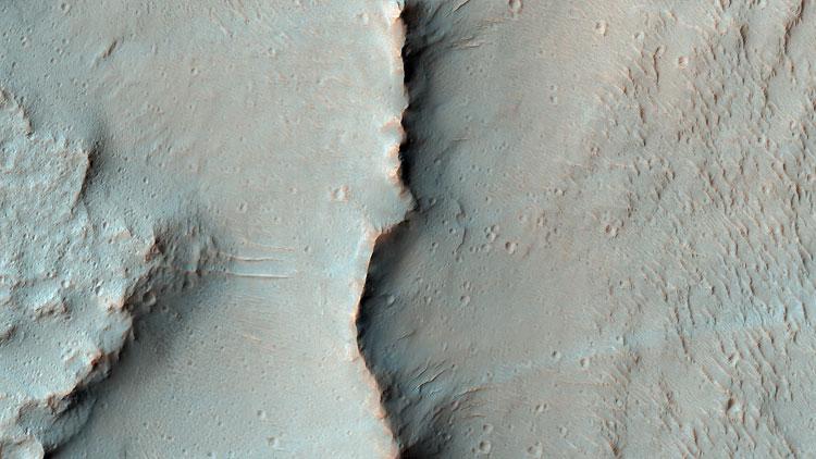Martian Terrain — Psiu Puxa Space Wallpapers