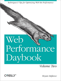 Web Performance Daybook Book Cover