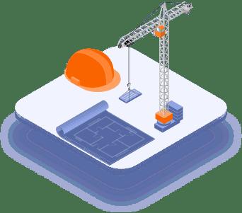 Obras públicas y construcción
