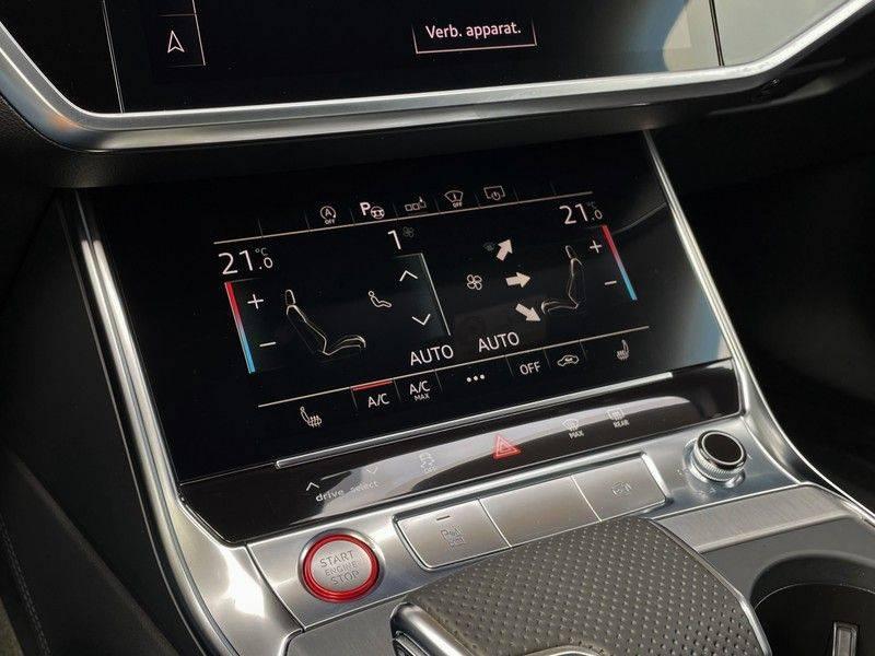 Audi RS6 4.0 V8 TFSI Quattro **B&O/4WS/RS Dynamic/ACC/Pan.dak/HUD** afbeelding 19