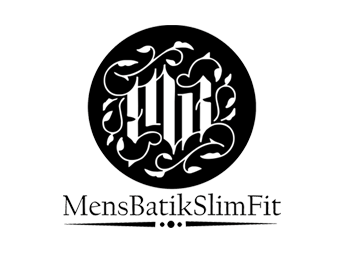 Mens Batik Slim Fit Indonesia