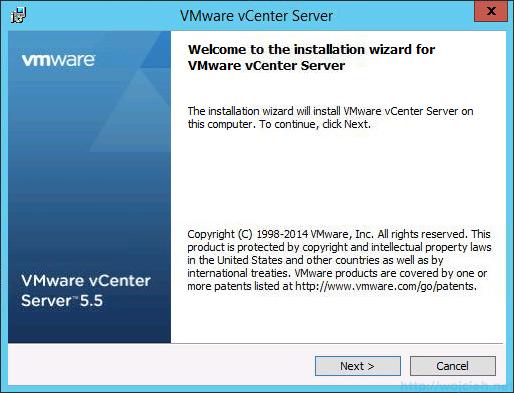 vCenter 5.5 on Windows Server 2012 R2 with SQL Server 2014 – Part 3 - 33
