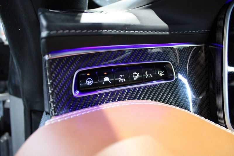 Mercedes-Benz S-Klasse Coupé 63 AMG 4Matic Zeer compleet/Carbon afbeelding 13