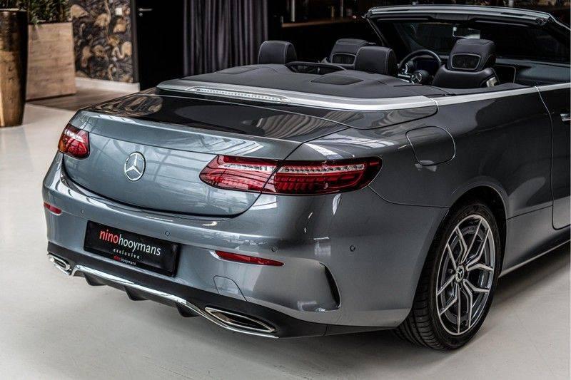 Mercedes-Benz E-Klasse Cabrio 300 AMG | Nieuw Model! | Head-up Display | Memory | Drivers Package | afbeelding 9