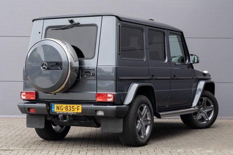 Mercedes-Benz G-Klasse 350 D 245pk Sportpakket Schuifdak Distronic Stoelventilatie afbeelding 12